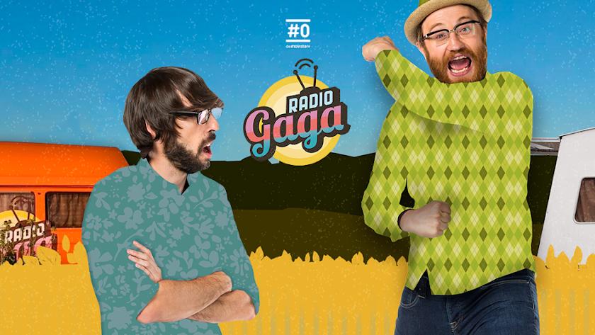Radio Gaga grabará un programa de su cuarta temporada en Almería.