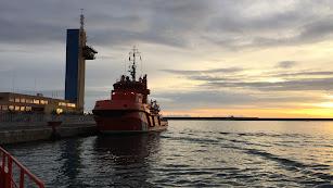 Torre de Salvamento Marítimo