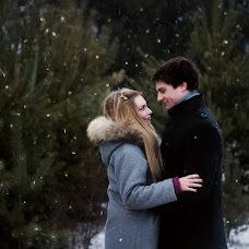Wedding photographer Viktoriya Golosnyak (tori0609). Photo of 24.11.2016
