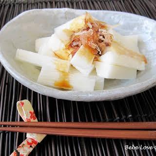 Yamaimo Salad | Japanese Mountain Yam & LAKERS!!!.