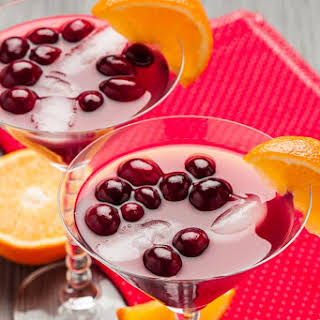 Easy Madras Cranberry Orange Cocktail.