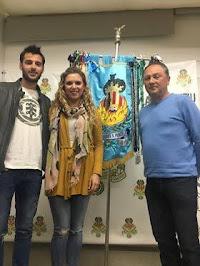 Enrique i Mario Cardells artistes fallers 2020 de Camino Nuevo de Picanya-Nicolau Primitiu