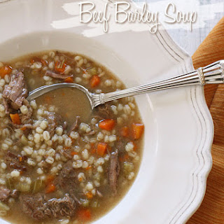 Spices For Beef Barley Soup Recipes