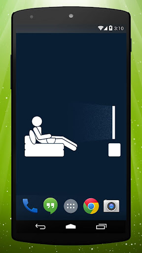 Couch Slob Live Wallpaper