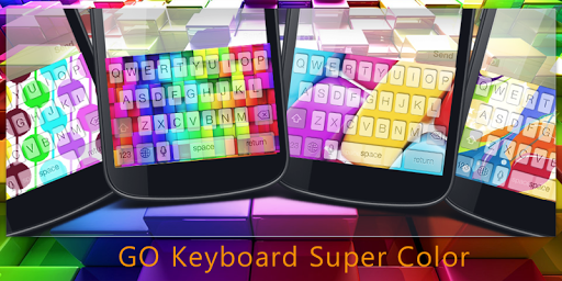 GO Keyboard Super Color
