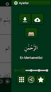 Download Abdullah Basfar - Takipli Kuran (MP3 + Meal) For PC Windows and Mac apk screenshot 9