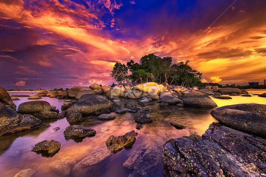 Cadas di tepian by Dany Fachry - Landscapes Beaches (  )
