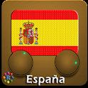 RL Spain radios icon