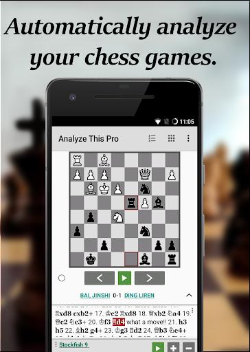 Chess - Analyze This (Pro)  screenshots 4
