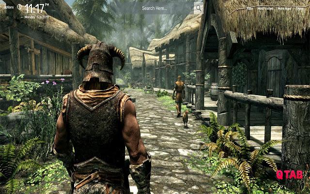 The Elder Scrolls V Game Wallpapers