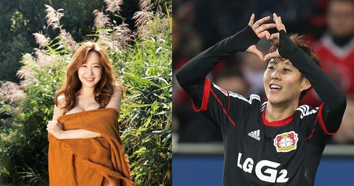Girls Day Minah and Son Heung Min break up.