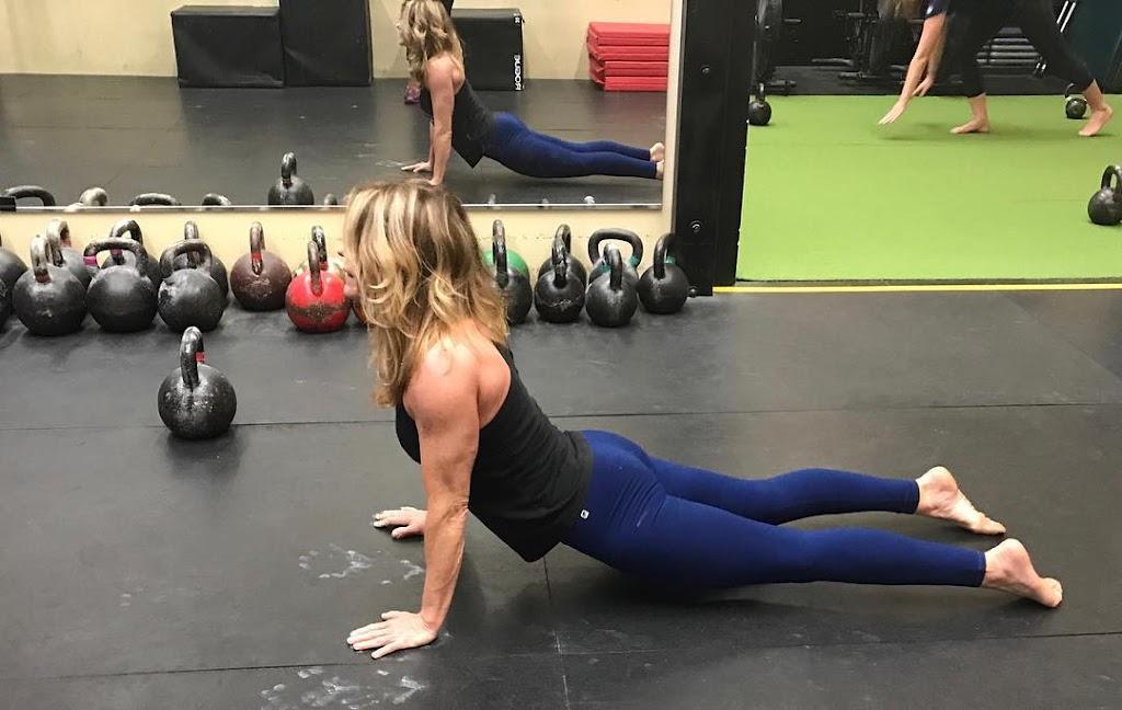 Suzanne yoga pose