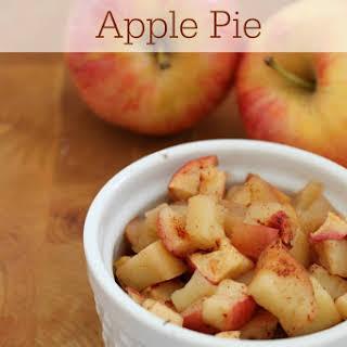 Skinny Apple Pie.