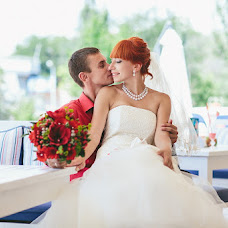 Wedding photographer Vyacheslav Levin (SlavaOkey). Photo of 08.08.2014