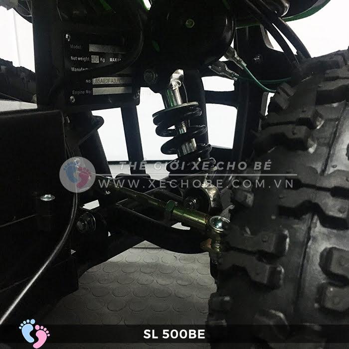 Mô tô điện địa hình cỡ lớn ATV SL500BE 10