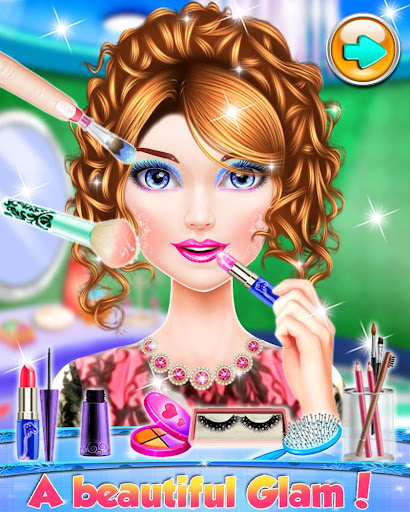 Girl Style Dress up Glamorous Free cheat screenshots 4