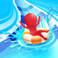 Waterpark: Slide Race icon