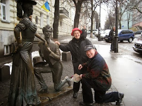Photo: 20070303 Kosinta: Salli & Asko - Kiova