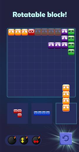 Angry Block Puzzle screenshot 5