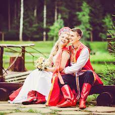 Wedding photographer Nika Zavyalova (Fotlisa). Photo of 15.10.2014