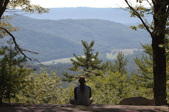 Photo: Relaxing in nature, Townshend State Park