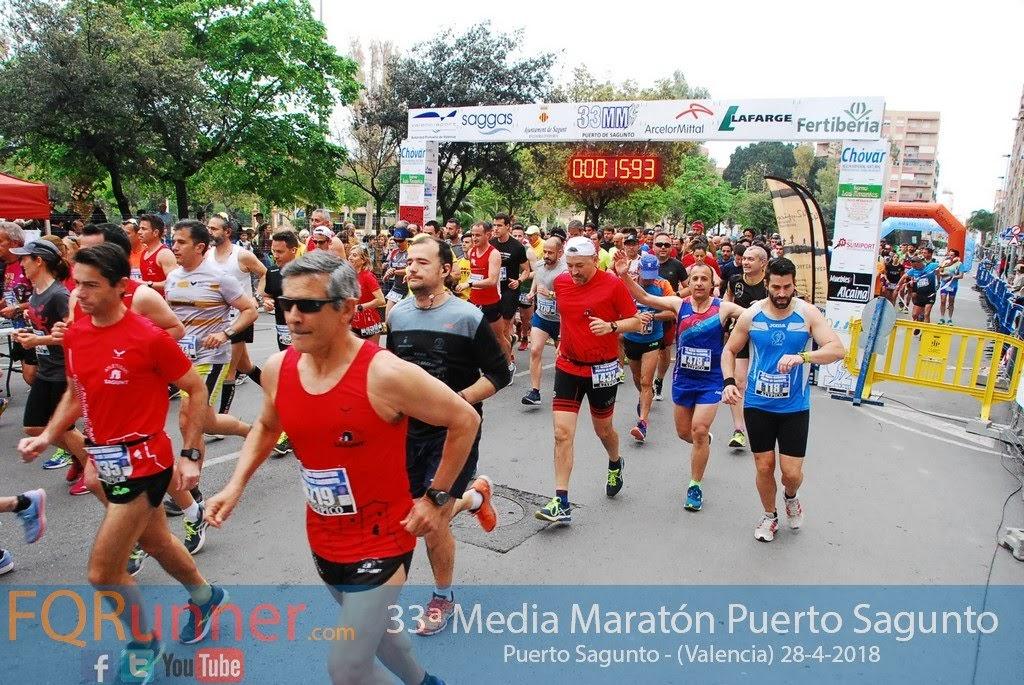 Media Maratón Puerto de Sagunto 2018