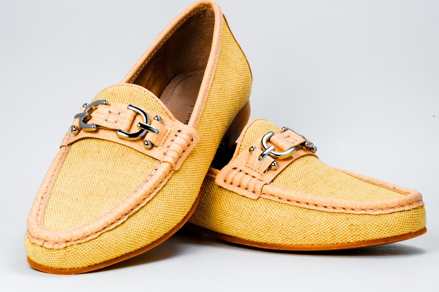 Shoes by Burdell Edwin - Artistic Objects Clothing & Accessories ( tan, canvas, yellow, lady, ladies, womens, shoes, shoe, leather, women )