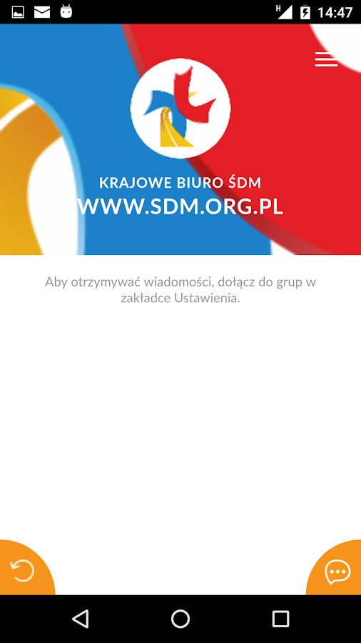 ŚDM News- screenshot