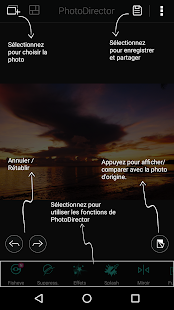 PhotoDirector - Éditeur Photo Capture d'écran