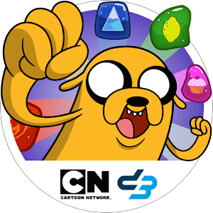 Adventure Time Puzzle Quest app for android