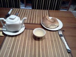 Photo: Начало обеда