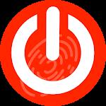 OFF+ (Screen Off / Fingerprint unlock support) icon