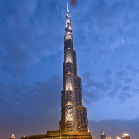 Burj Khalifa by Yadi Kustiadi - Buildings & Architecture Office Buildings & Hotels ( burj khalifa )