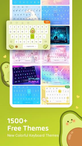 Facemoji Emoji Keyboard:DIY, Emoji, Keyboard Theme  screenshots 3