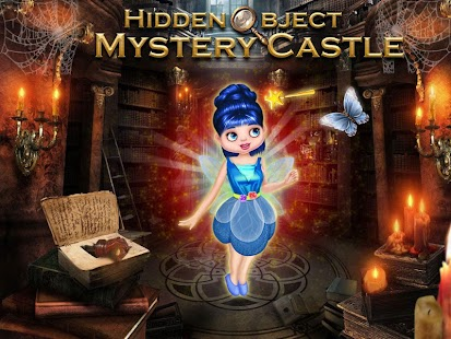 Hidden Object - Ancient World Mystery Castle - náhled