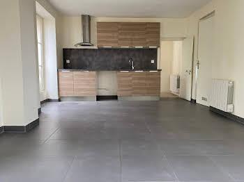 Appartement 2 pièces 35,45 m2