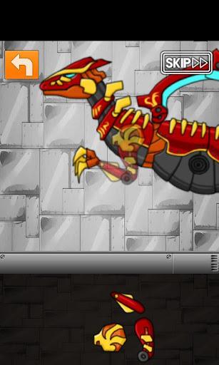 Velociraptor - Transform! Dino Robot android2mod screenshots 4