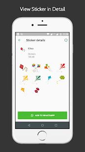 Download Makar Sankranti Sticker : Kites WAStickerApps For PC Windows and Mac apk screenshot 4