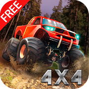 Monster Truck Offroad Rally Racing