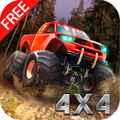 Monster Truck Offroad Rally 2