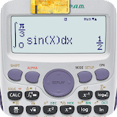 X84 Fraction calculator Programmable 991 ex es fx