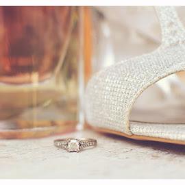 Girly stuff by Drika Venter - Wedding Details ( wedding ring, wedding photography, wedding day, wedding, wedding photographer )