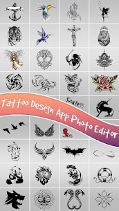 Tattoo Design App Photo Editor 5