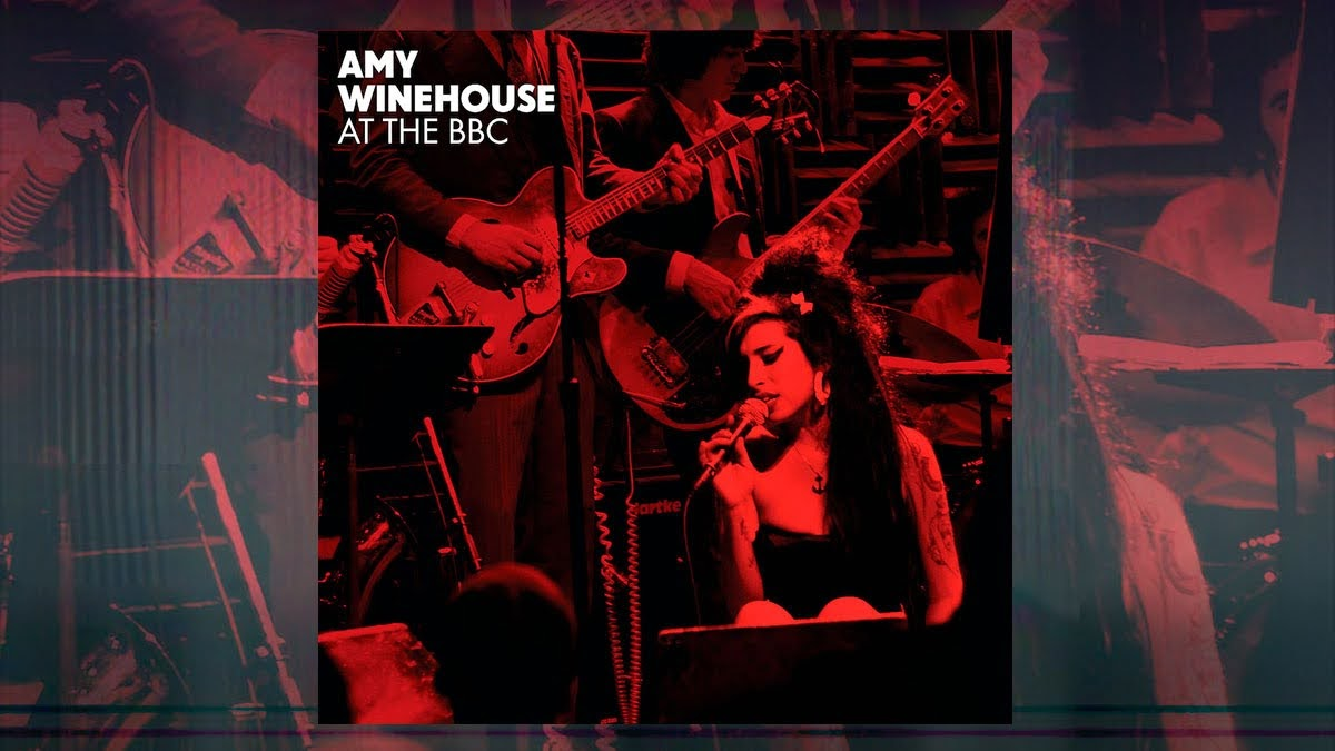 Winehouse At The BBC