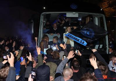 'Club Brugge geeft niet op en wil er zondag iets speciaals van maken, Ben Weyts geeft zegen'