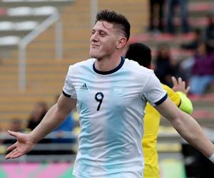 Antwerp lijkt met Adolfo Gaich nieuwe spits gevonden te hebben: Argentijns toptalent tekende in 2020 bijna voor Club Brugge