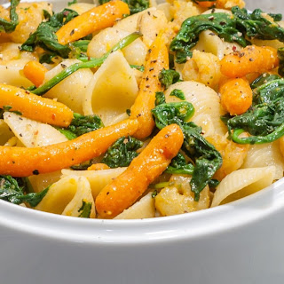 Spinach And Carrot Pasta Recipes
