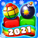 Toy Cubes Pop 2021 icon