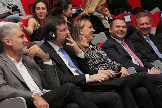 Photo: Soldan Sağa: Cem Tarık Yüksel,Juan-Ignacio Conrat Niemerg, Burçin Girit, Murat Şahin, Güner Gürsoy.