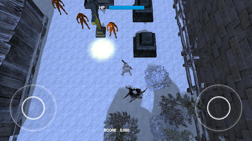 Top Down Shooter Winter V1.0